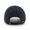 Boston Red Sox Navy 47Brand MLB Strapback Clean Up Hat
