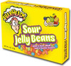 Warheads - Sour Jelly Beans - 4.0 oz Theatre Box