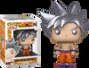 Dragon Ball Super - Goku Ultra Instinct Funko Pop! Vinyl Figure