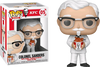 KFC - Colonel Sanders with Chicken Bucket Pop! Vinyl Figure