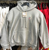Champion Reverse Weave Grey Hoodie Pullover Jersey