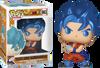 Dragon Ball Super - SSGSS Goku Kamehameha Metallic US Exclusive Pop! Vinyl Figure