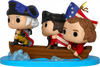American History - George Washington crossing the Delaware River US Exclusive Pop! Moment Vinyl Figure