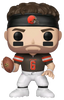 NFL Football -  Baker Mayfield Cleveland Browns Pop! Vinyl Figure