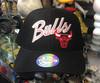 Chicago Bulls Vintage Script Flex Mitchell & Ness Snapback Hat