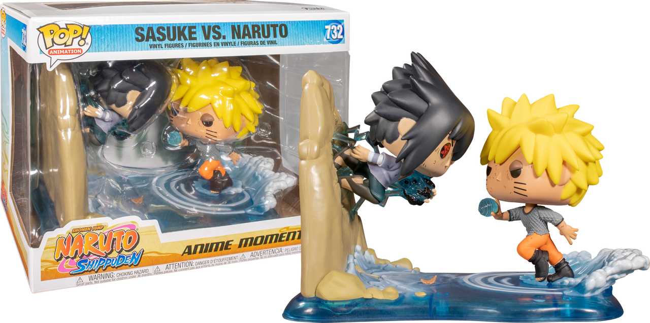 Vinyl Naruto Shippuden Sasuke Pop