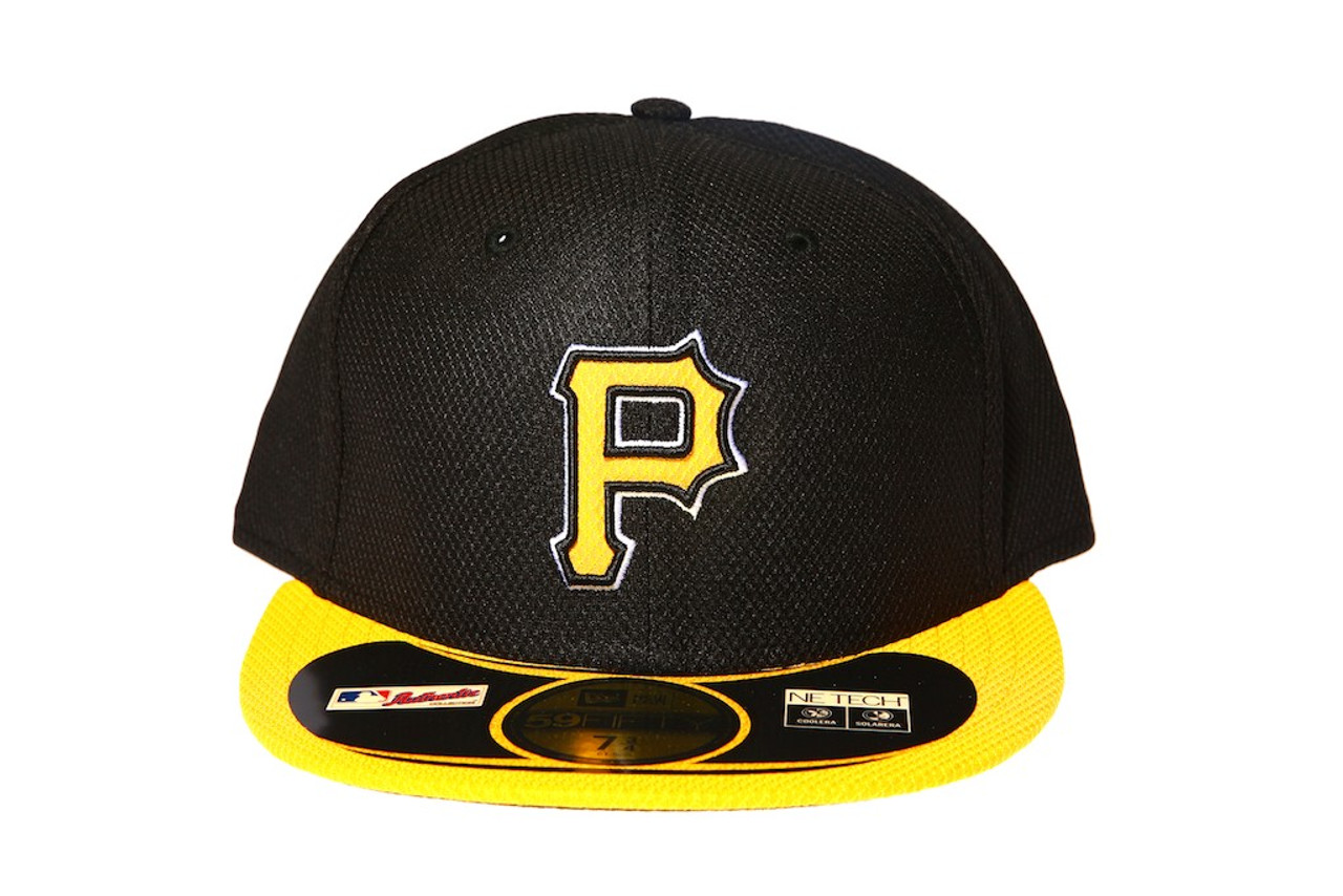 e9951e296cd Pittsburgh Pirates Diamond Era New Era Fitted Cap - KCT Streetwear ...