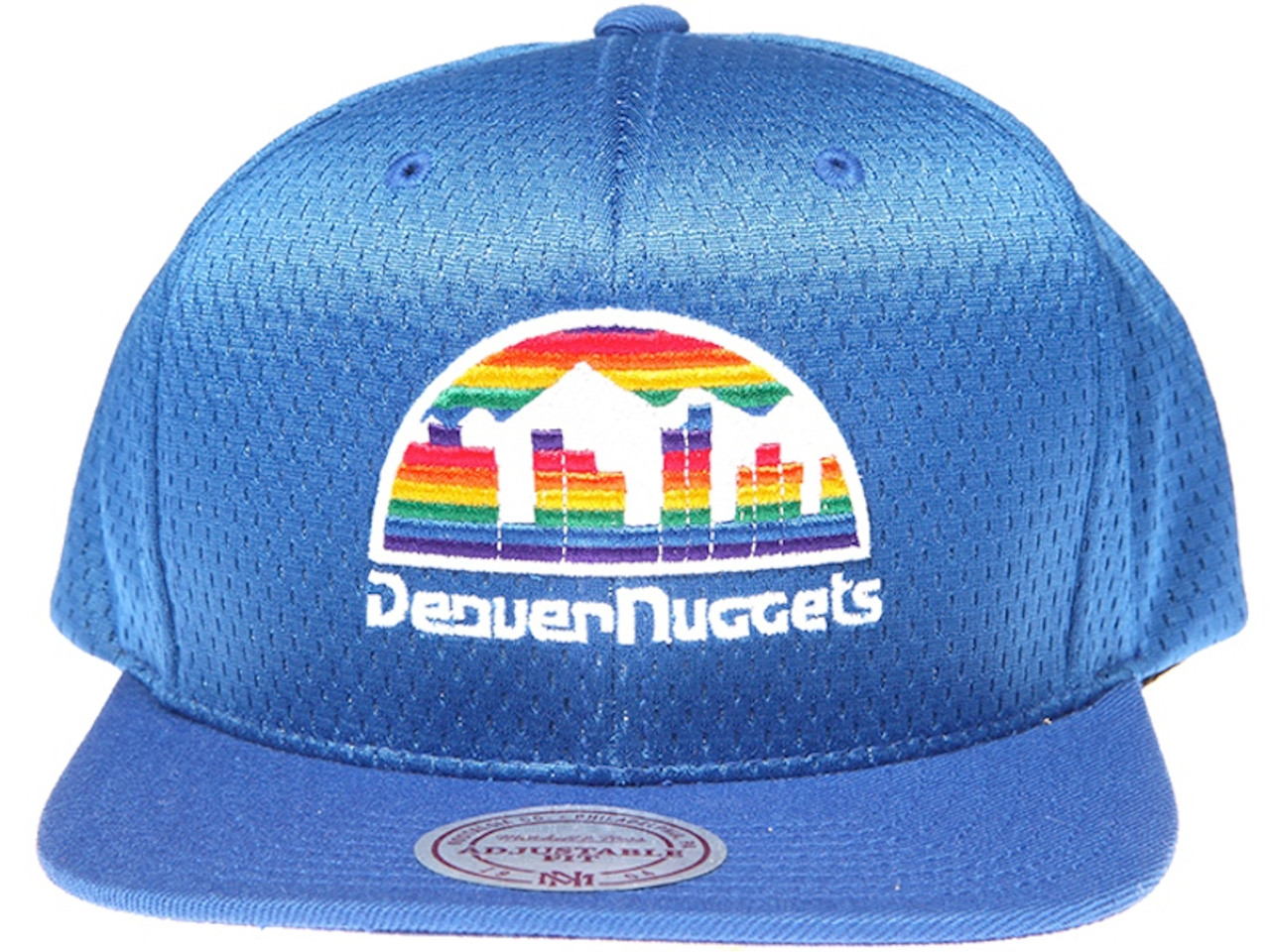 arriving incredible prices closer at czech denver nuggets mitchell ness nba under over snapback cap ...