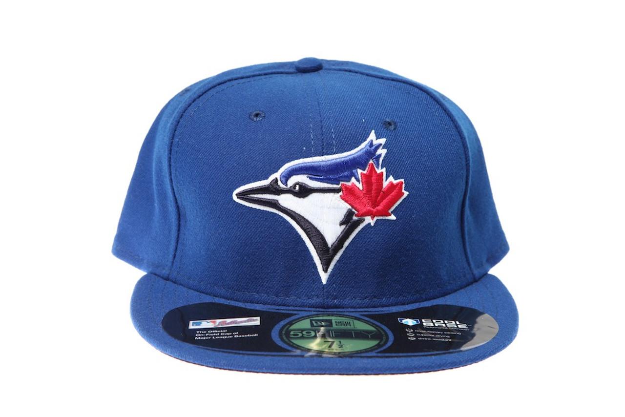 Toronto Bluejays New Era 59FIFTY Fitted Cap - KCT Streetwear New Zealand 31042f51d42