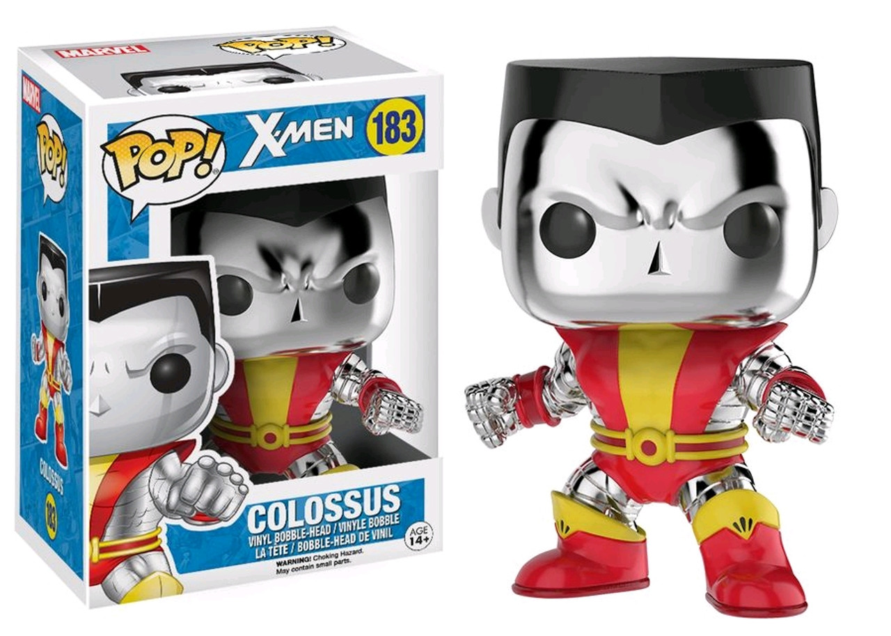 Vinyl Figure FUNKO X-Men Colossus Pop