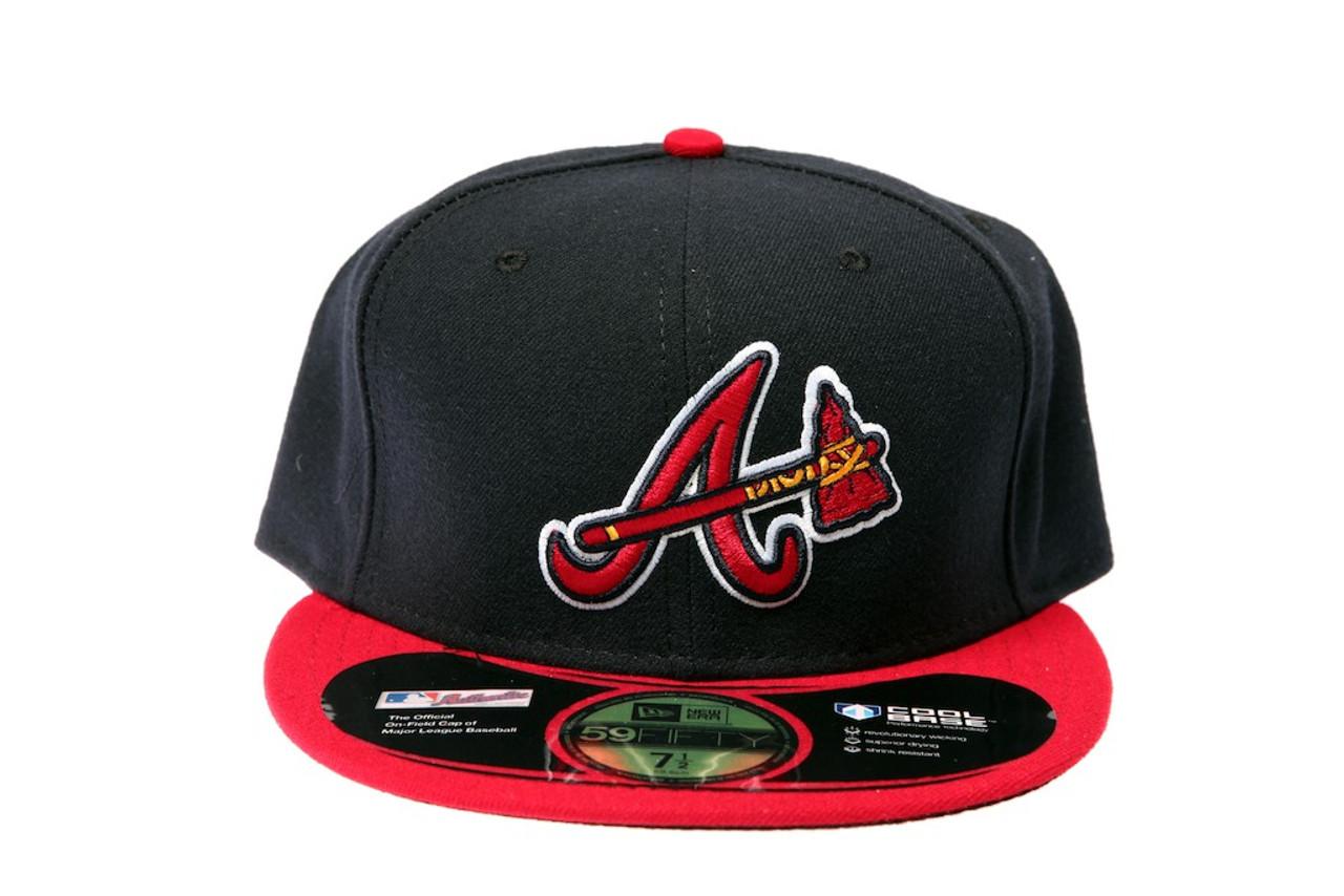 6d050faa Atlanta Braves New Era 59FIFTY Fitted Cap - KCT Streetwear New Zealand