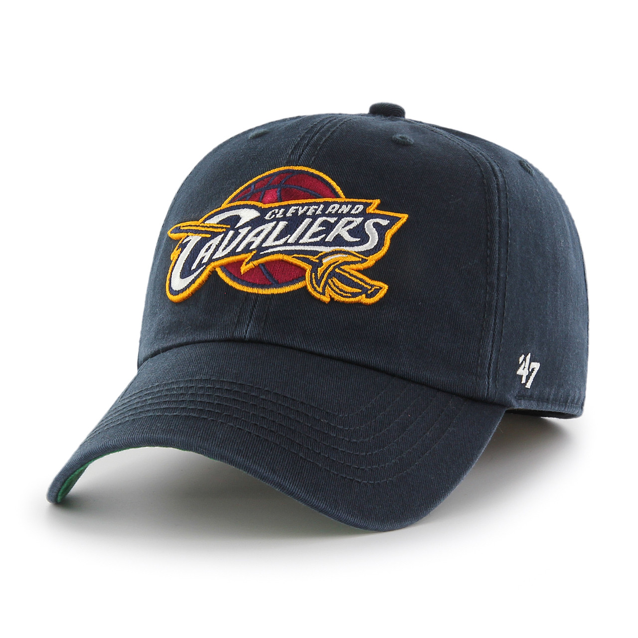 huge selection of b74ee caaac Cleveland Cavaliers 47Brand NBA Navy Fitted L Hat. 47Brand
