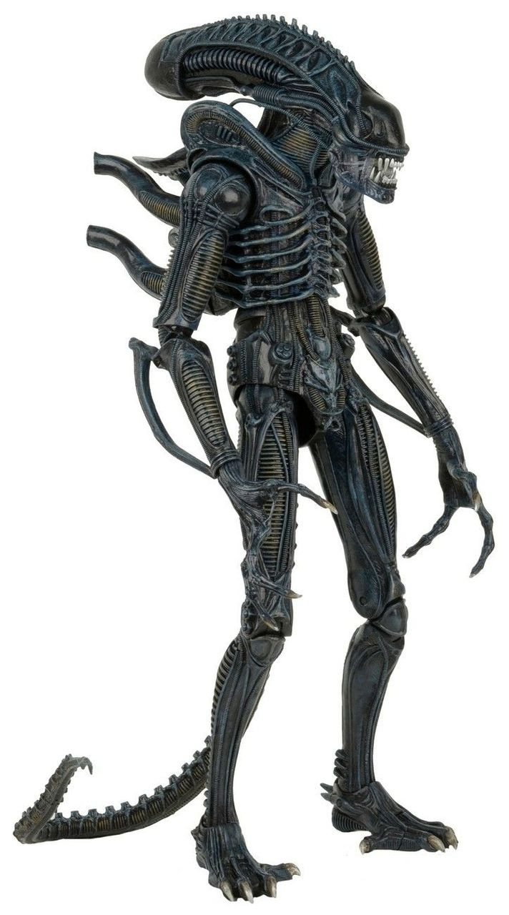 Aliens Alien Warrior 1986 1 4 Scale Action Figure