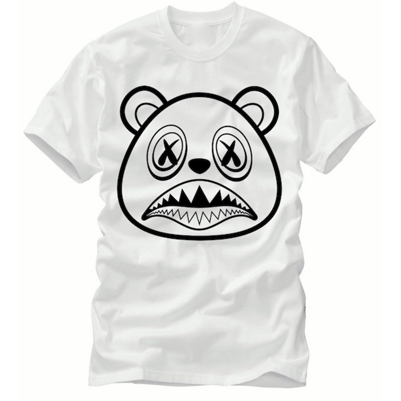 ac7cd99ecd0 Baws Bear Logo White T-Shirt - This tee is a NZ Exclusive to KCT ...