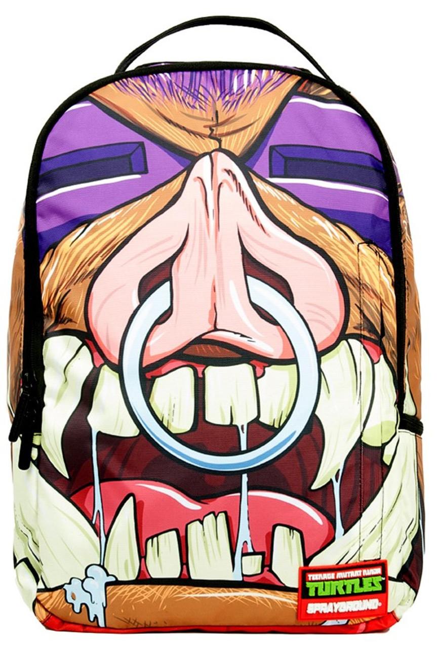 8dd15b8e8e8 Sprayground Backpack - TMNT Bebop