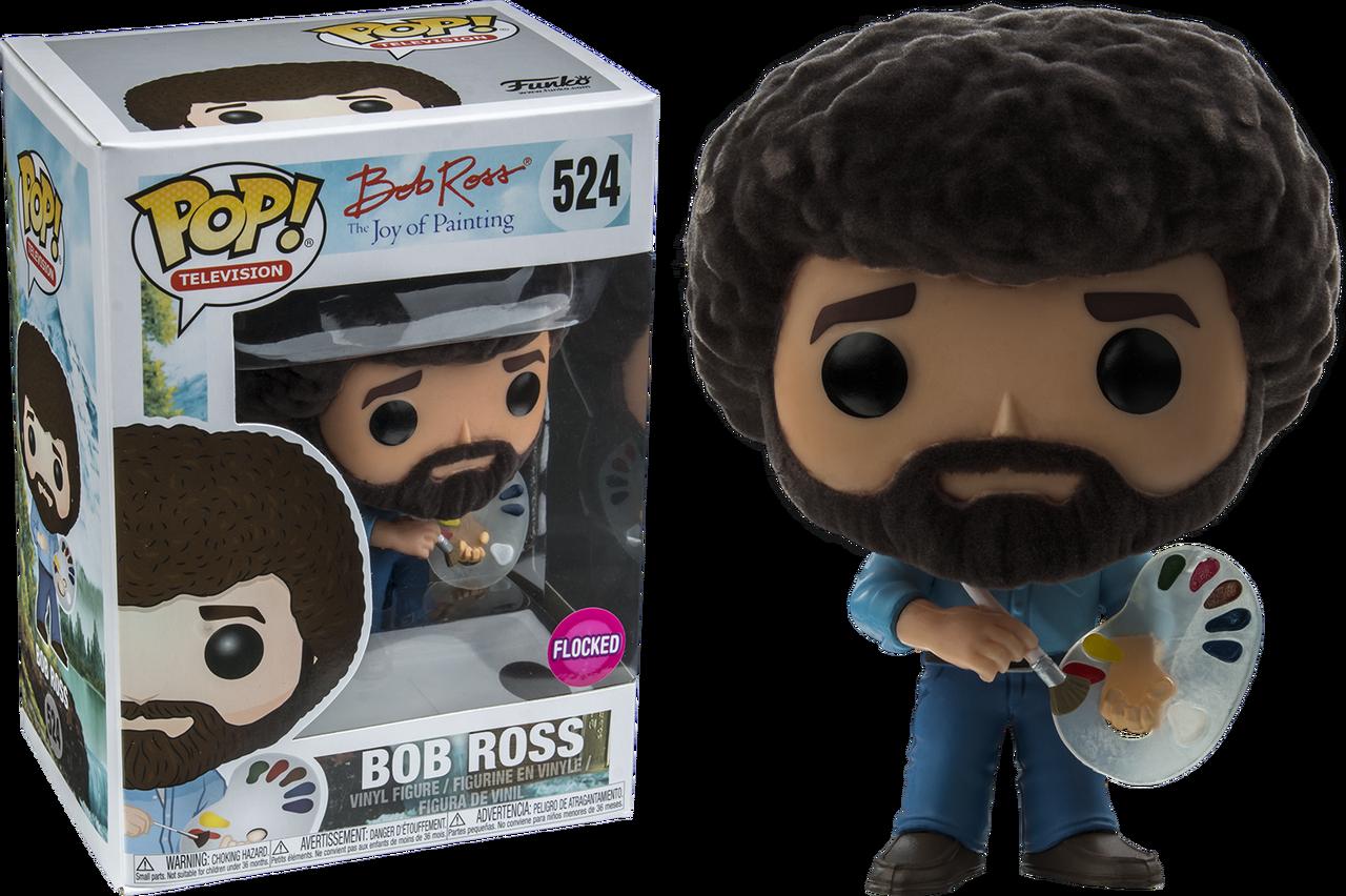 Bob Ross POP Funko The Joy of Painting POP