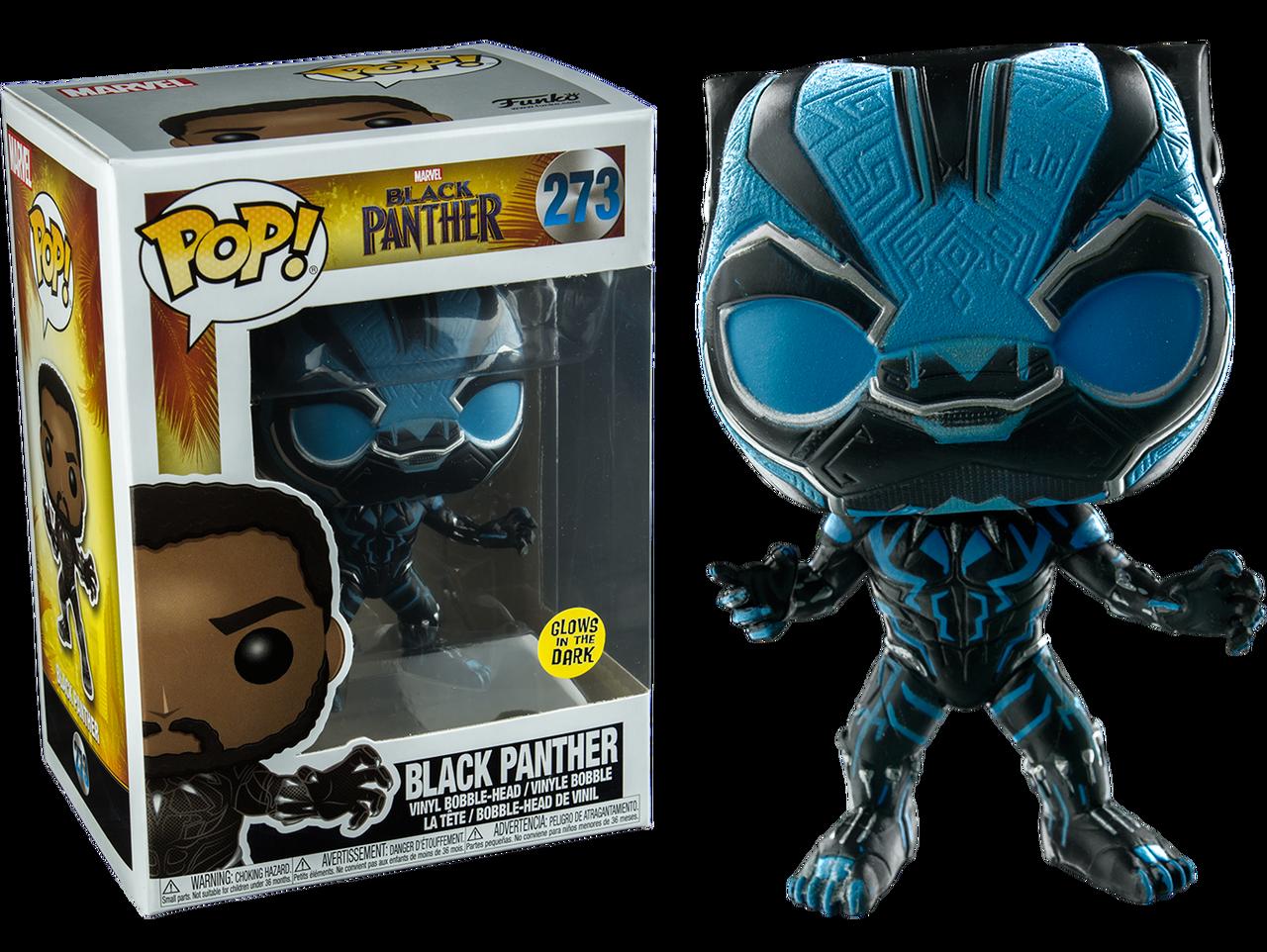 Resultado de imagen de black panther funko pop