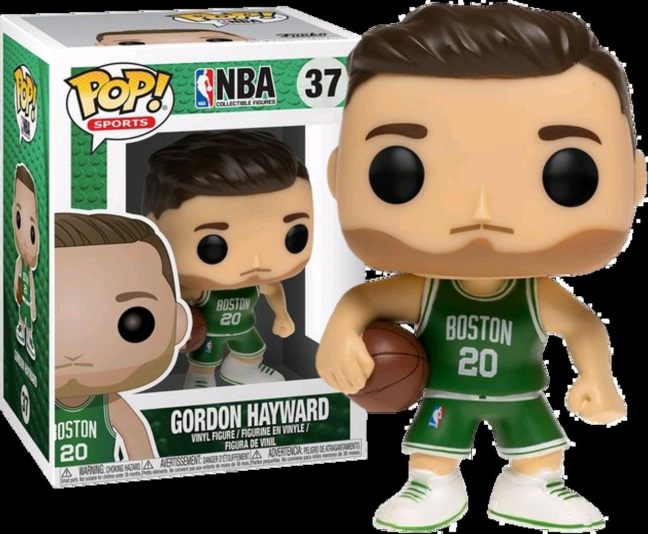 Gordon Hayward NBA Funko POP Celtics