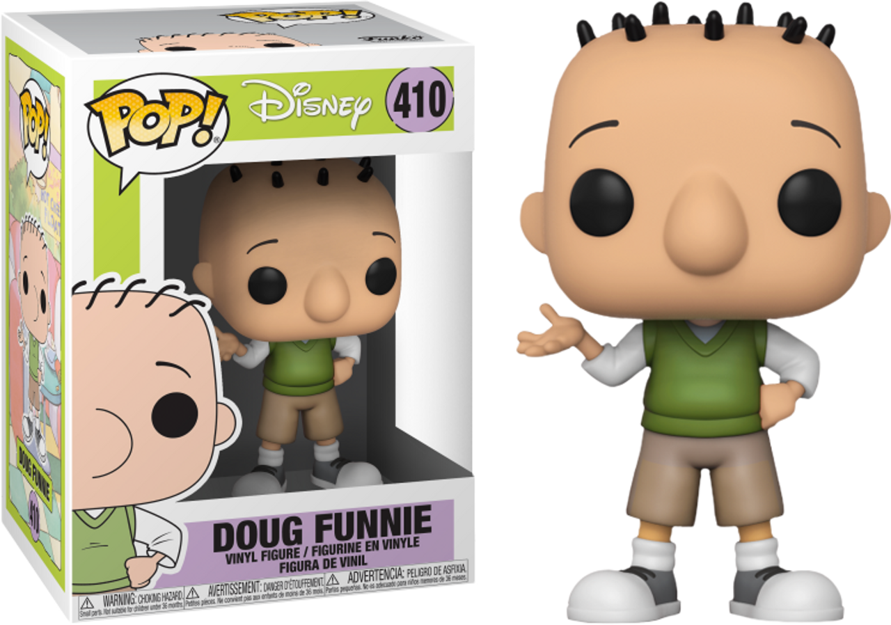 Doug Funnie Pop Pop Vinyl Vinyl--Doug