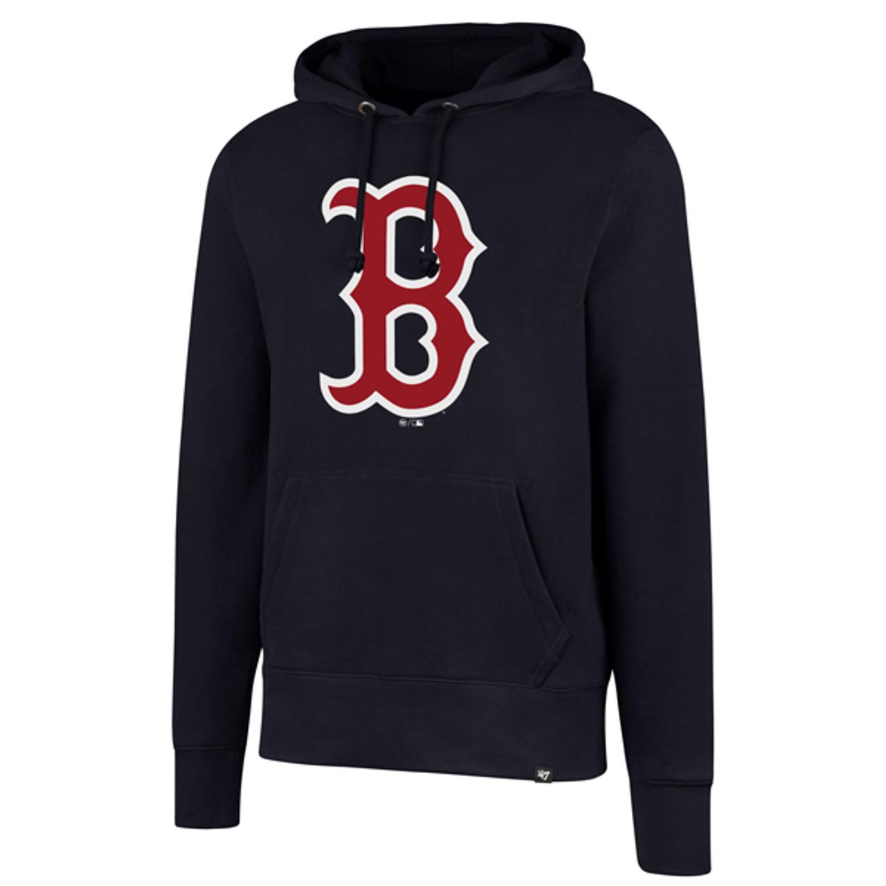 innovative design f12ce 8b505 47Brand Boston Red Sox Navy Hoodie