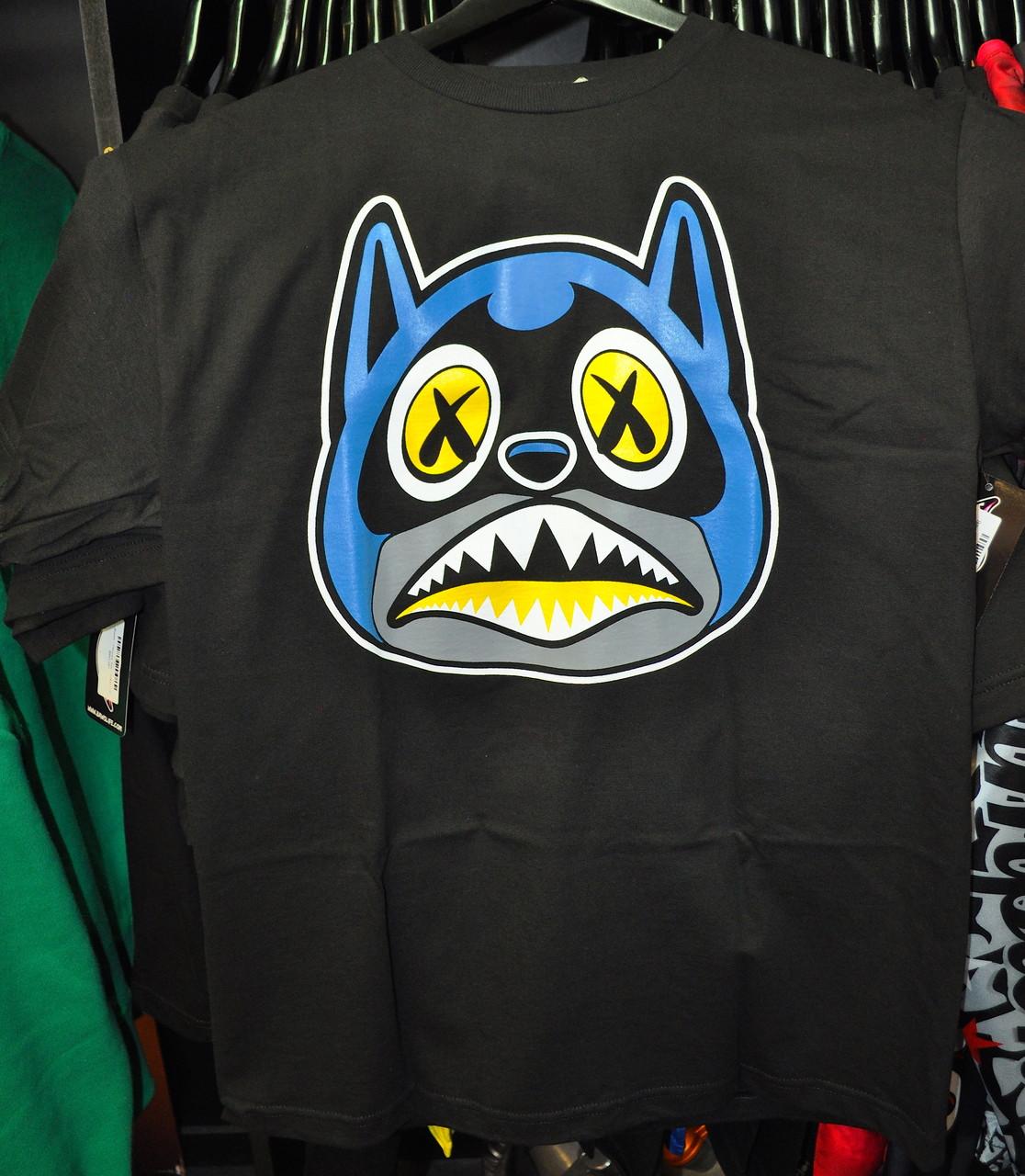 544c4d540f3 BAWS Batman Bear Black Tee