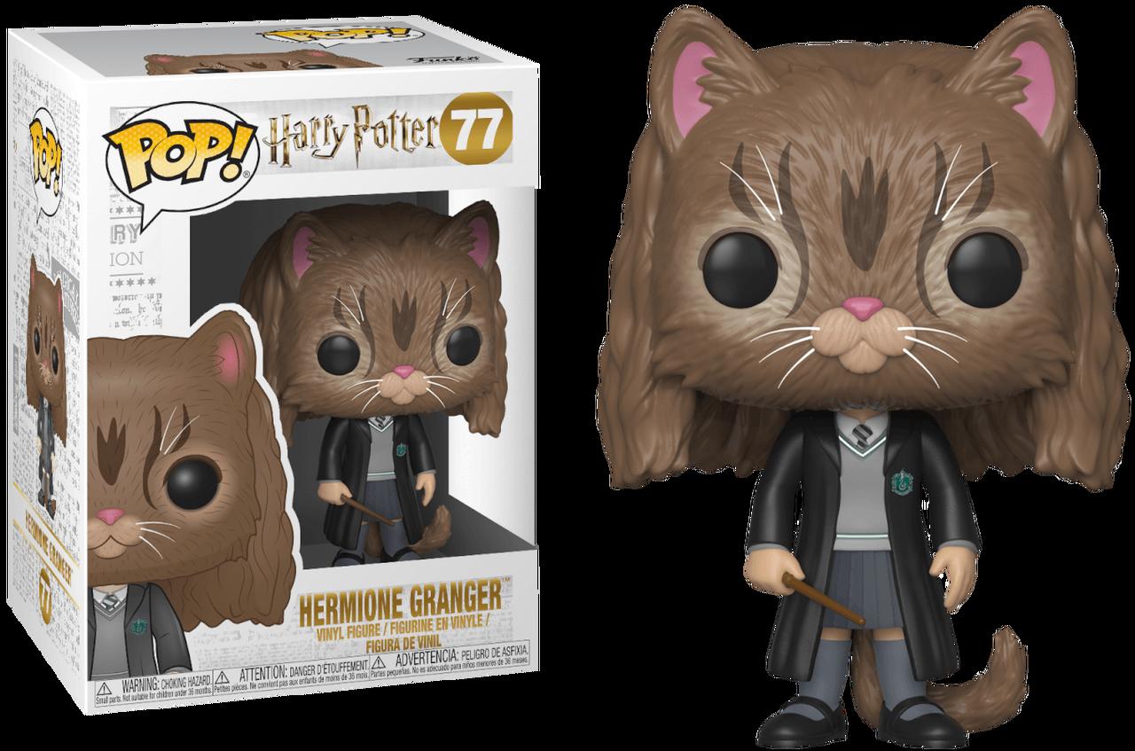 Vinyl Figure FUNKO Harry Potter Hermione as Cat POP