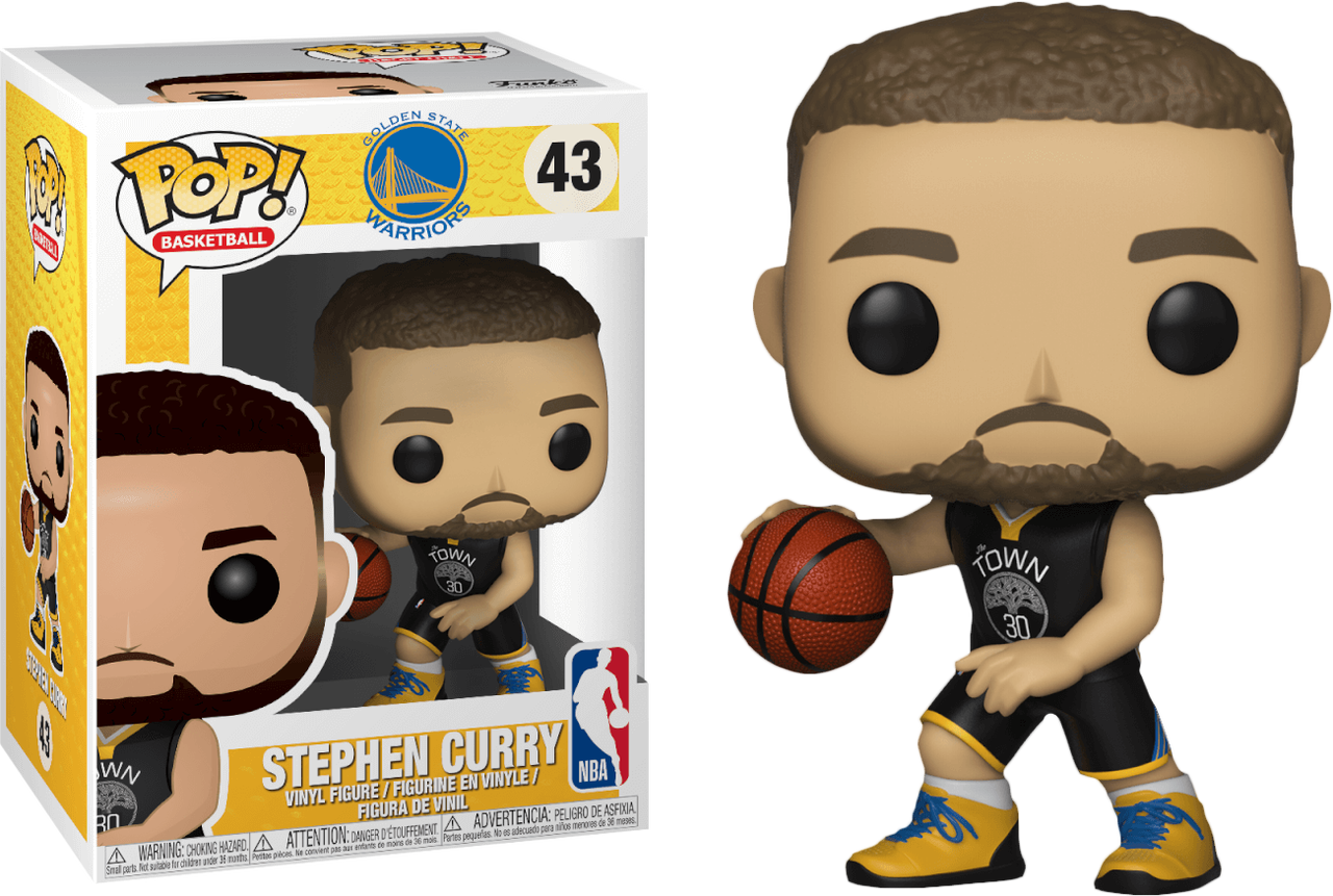 Nba Basketball Stephen Curry Golden State Warriors Pop