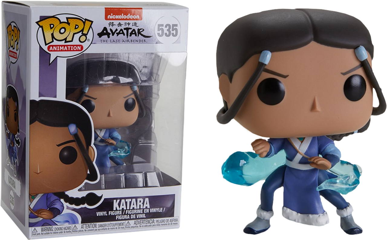 Avatar: The Last Airbender - Katara Pop! Vinyl Figure
