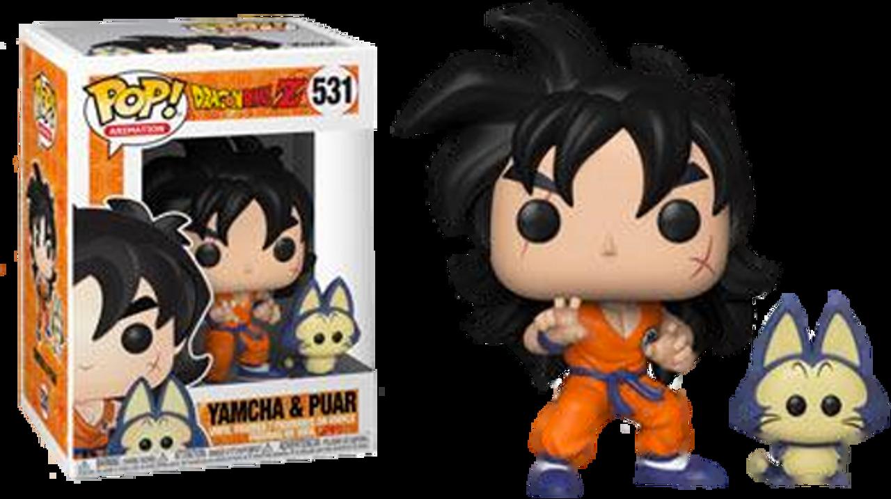 Dragonball Z POP figura de vinilo de animación Yamcha /& Puar