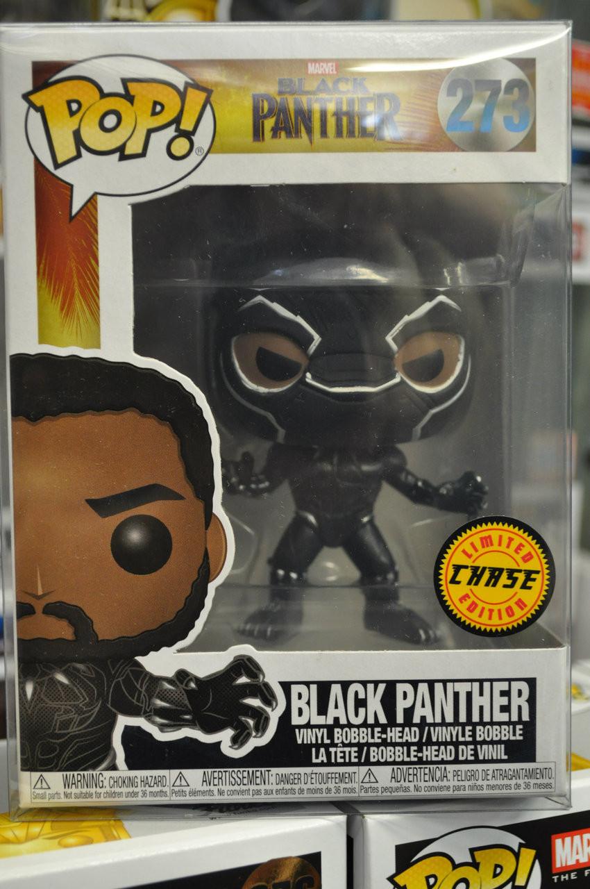 a1ed6c4fb Black Panther - Black Panther Chase Pop! Vinyl Figure