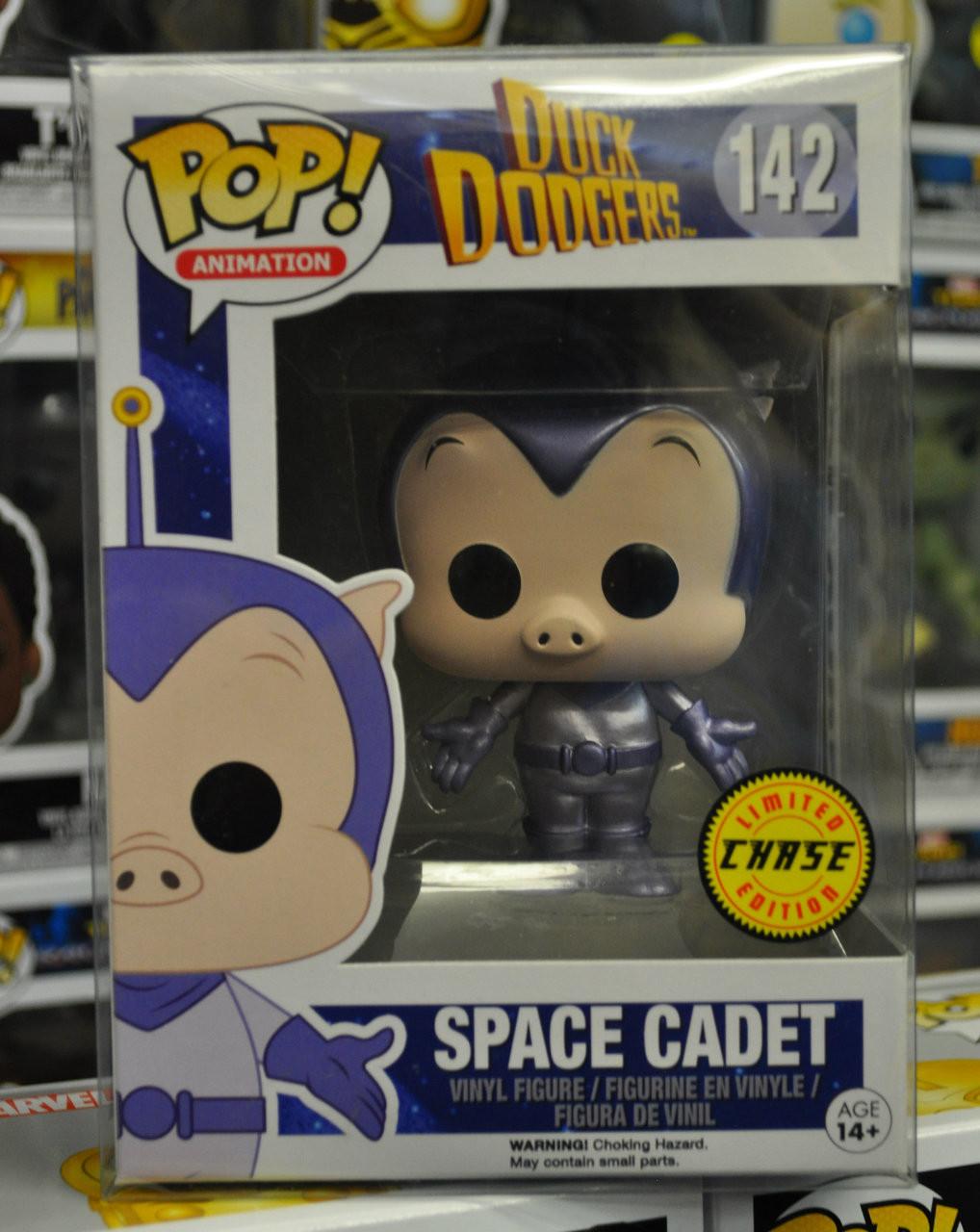 Space Cadet-Duck Dodgers Funko Pop Vinyl