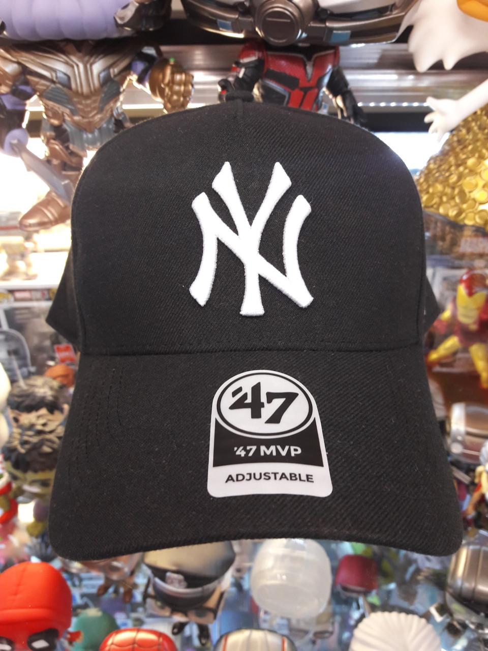 abfdd325 New York Yankees Pinch MVP DT 47Brand MLB Snapback Hat