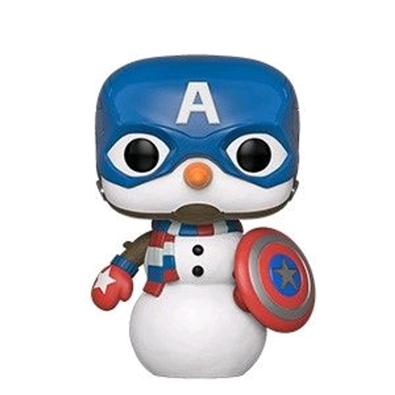 Christmas Groot Funko Pop.The Avengers Captain America As Snowman Christmas Holiday