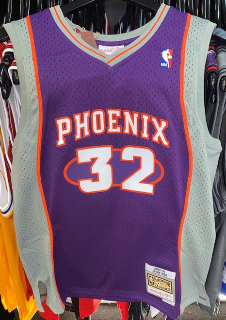 Phoenix Suns Jason Kidd 32 Purple Mitchell & Ness NBA Swingman Jersey