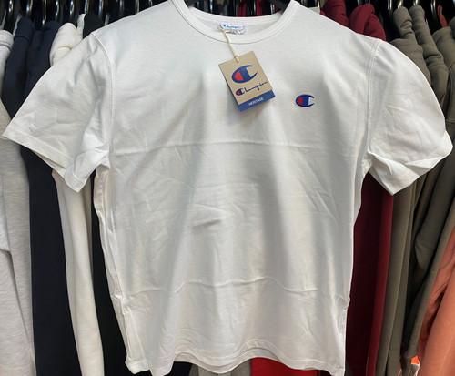 Champion Heritage Small Logo White T-Shirt