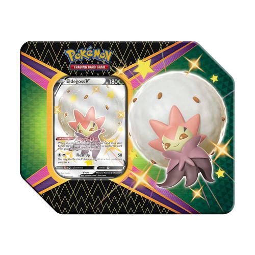 Pokémon TCG: Shining Fates Tin (Eldegoss V)
