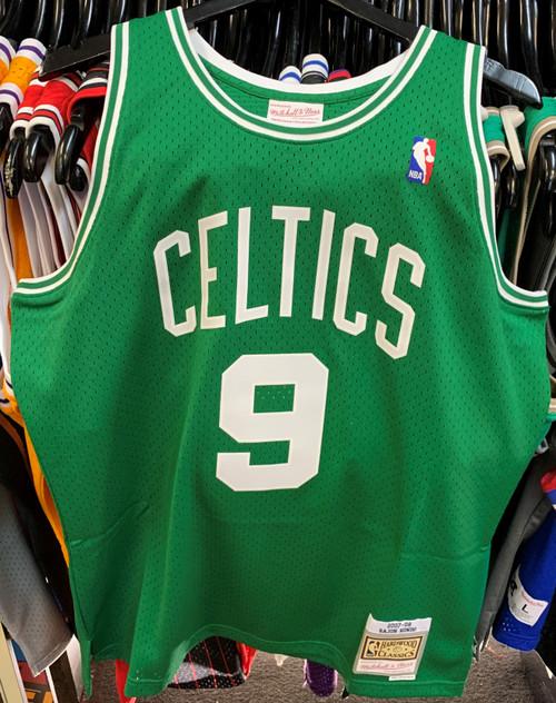 Boston Celtics Rajon Rondo 9 Green Mitchell & Ness NBA Swingman Jersey
