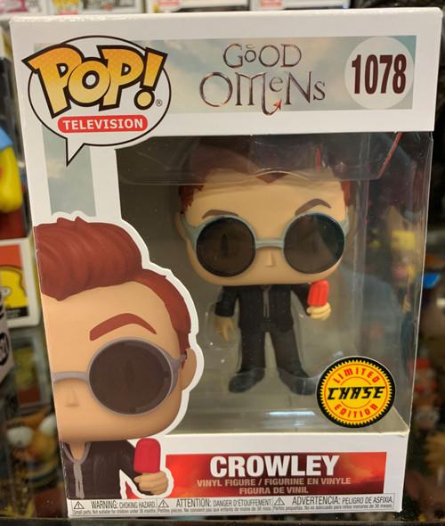 Good Omens - Crowley Frozen Treat Chase Pop! Vinyl Figure