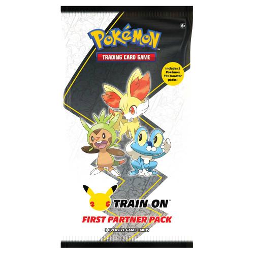 Pokémon TCG: First Partner Pack (Kalos)