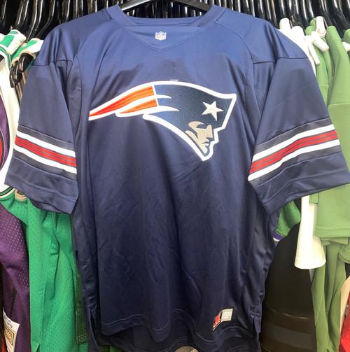 New England Patriots Majestic NFL Long Sleeve Jersey