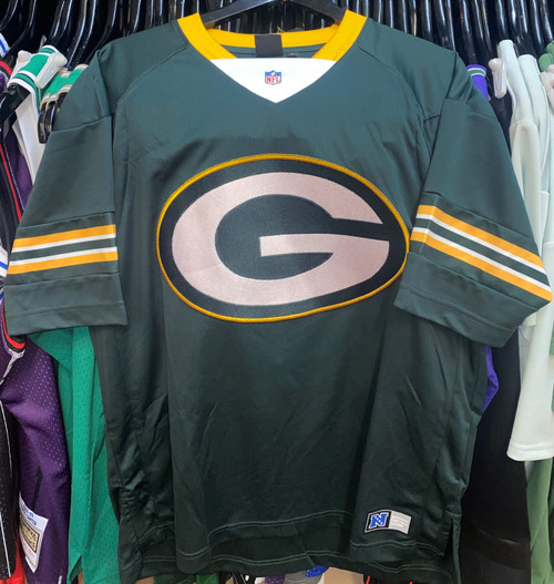 Green Bay Packers Majestic NFL Long Sleeve Jersey