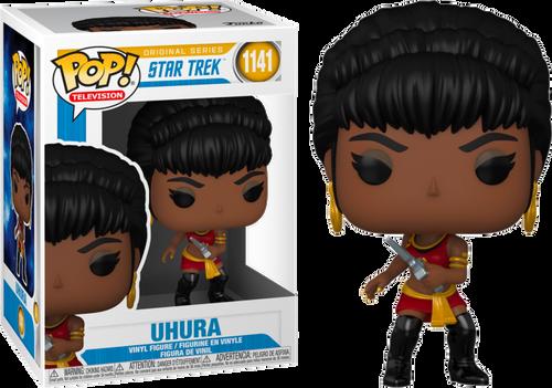 Star Trek: The Original Series - Mirror Uhura Pop! Vinyl Figure