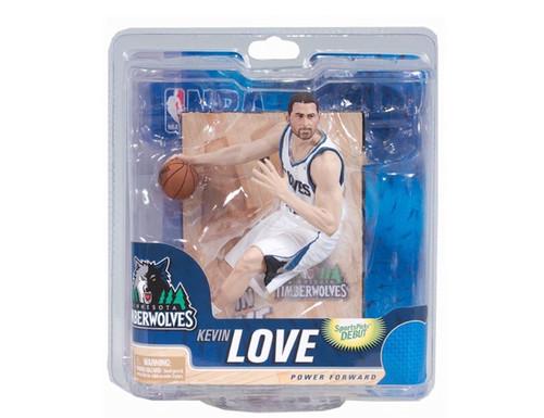 Kevin Love Minnesota Timberwolves NBA Basketball McFarlane Toys 6-Inch Action Figure