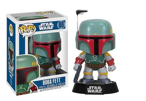 Boba Fett - Star Wars Pop! Vinyl Figure