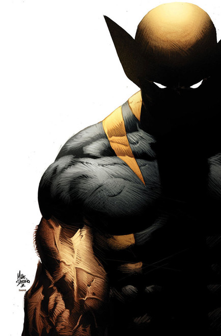 X-Men Wolverine Blockmount Wall Hanger Picture