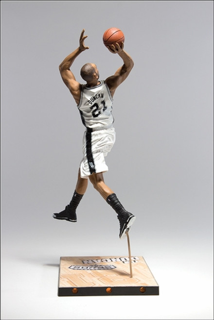 Tim Duncan San Antonio Spurs 25 Nba Basketball Mcfarlane