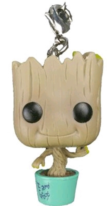 efe6acb39e Guardians of the Galaxy - Baby Groot in Teal Pot US Exclusive Pocket Pop!  Keychain