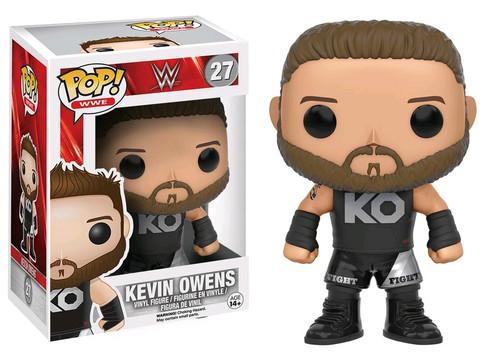 Kevin Owens WWE - Pop! WWE Vinyl Figure
