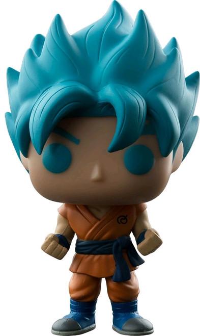 Blue Super Saiyan God Goku Dragon Ball Z - Pop! Movies Vinyl Figure