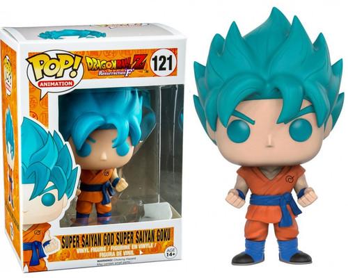 Dragon Ball Z - Super Saiyan God Super Saiyan Goku Pop! Vinyl Figure